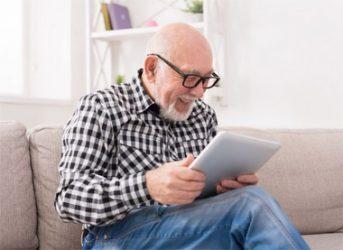 Seniorentablet für Jung und Alt